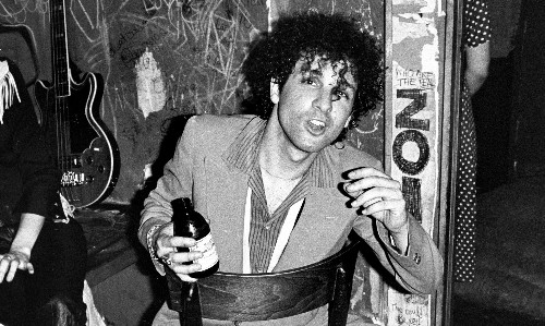 Sylvain Sylvain was the visionary eye of the New York Dolls' storm