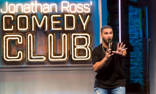 Gag warfare: standups in legal row over 'stolen' comedy routine