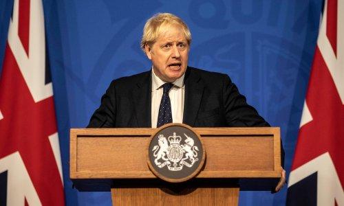 Boris Johnson used £2.6m Downing Street briefing room to watch new Bond film
