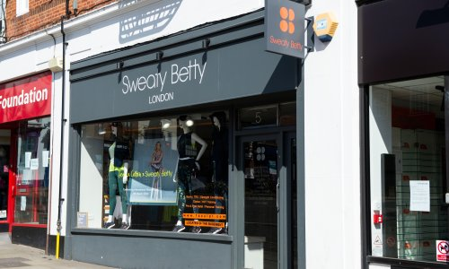 US footwear firm buys Sweaty Betty in $400m deal