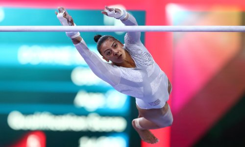 Becky Downie's world championships place a triumph of supreme resilience