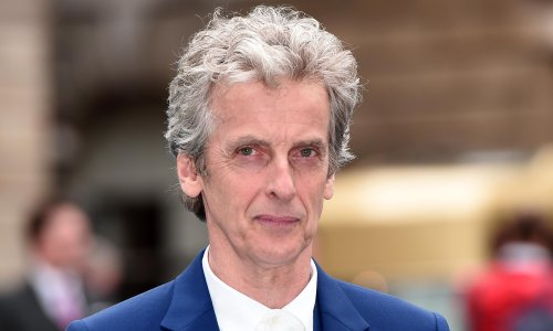 Peter Capaldi: 'My closest brush with the law? I was arrested in connection with a bomb explosion'