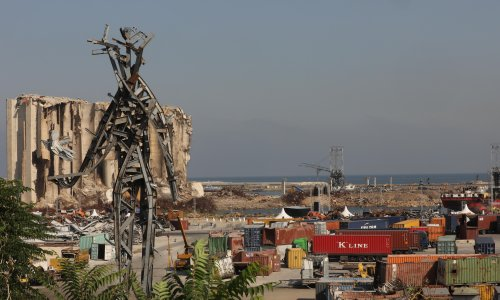 A year on from Beirut explosion, scars and questions remain