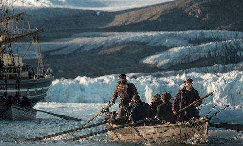 Arctic thriller's film crew struggled to find true frozen waste
