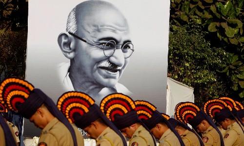 Mahatma Gandhi's killer venerated as Hindu nationalism resurges in India