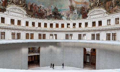 Billionaire François Pinault fulfils Paris art gallery dream
