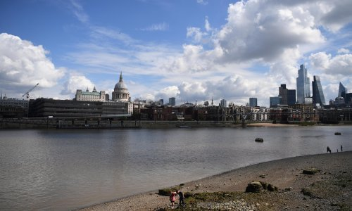 Poem of the week: Thames by John Challis