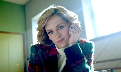 Kristen Stewart's Princess Diana biopic to screen at the Venice film festival