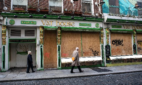 How Ireland's second wave of Covid got so bad, so fast