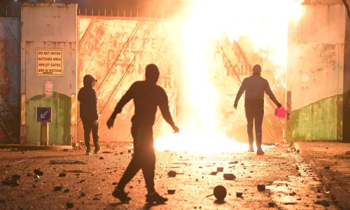 Despair fuels the flames of young loyalist anger in Northern Ireland