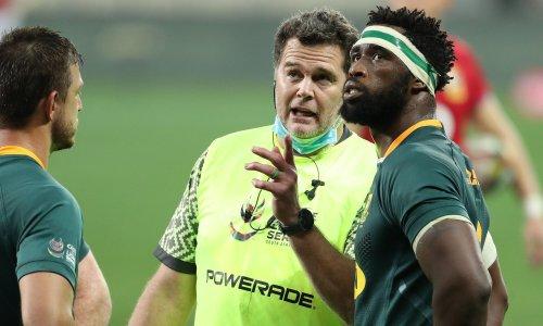 Springboks' battling win leaves rogue warrior Erasmus with no regrets
