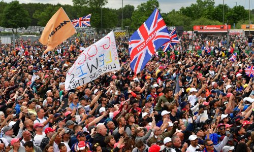 British Grand Prix to take place in front of 140,000 crowd at Silverstone