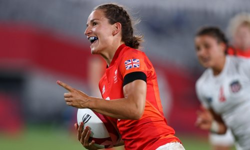 Britain battle past US to reach Olympic rugby sevens semi-finals