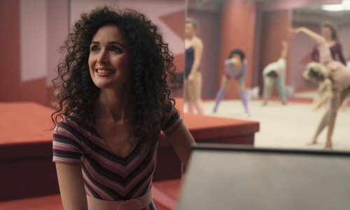 Physical review – Rose Byrne's fitness guru fails to get the pulse racing
