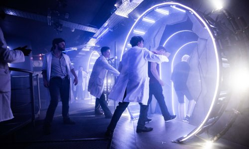 Doctor Who: Time Fracture review – a close encounter with cosmic anarchy
