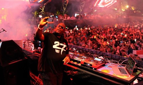 DJ Carl Cox: 'When I tell people my story, they don't believe it'