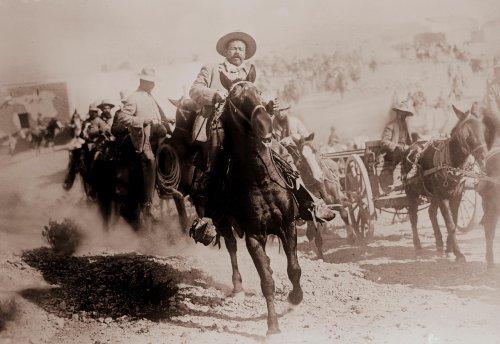 Pancho Villa, my grandmother and the border's revolutionary history