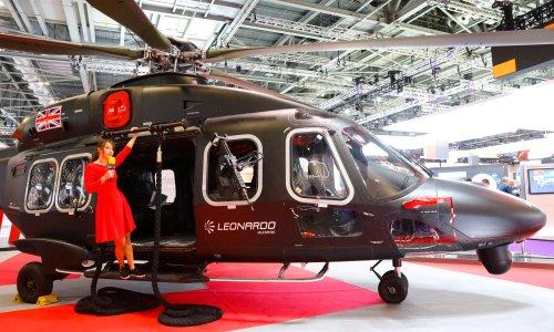 Leonardo helicopter boss warns £1bn investment at risk if UK does not order