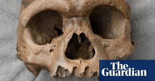 Massive human head in Chinese well forces scientists to rethink evolution