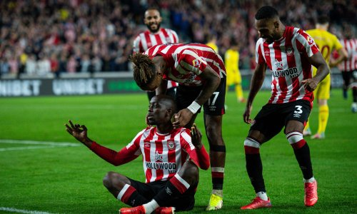 Speed, verve and flexibility: how Brentford closed the gap on Chelsea