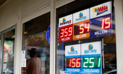California woman may have washed $26m lottery fortune down the drain