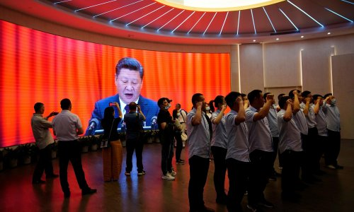 Xi's change of heart is too late to stop China's collision with the west