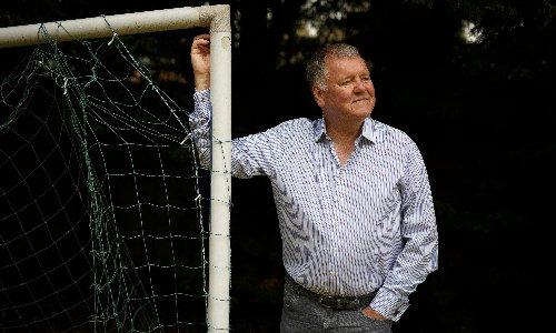 Clive Tyldesley: 'Football commentary is all I ever wanted to do'