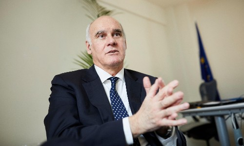 UK insists it will not grant EU ambassador full diplomatic status