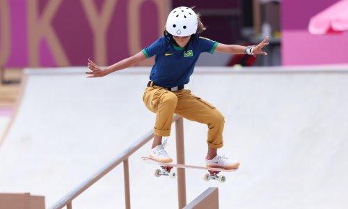 Athletes go viral with TikTok videos providing a peek into life inside Olympic village