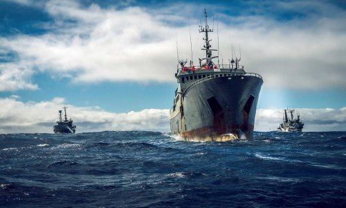 'It was sink or turn yourself in': behind a dangerous 10,000-mile ocean pursuit