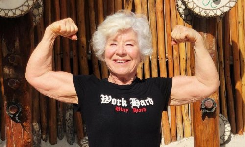 A new start after 60: 'I was sick, tired and had lost myself – until I began lifting weights at 71'