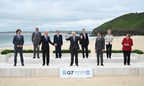 China accuses G7 of 'manipulation' after criticism over Xinjiang and Hong Kong