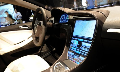 iPhone maker Foxconn signs deal with Stellantis to develop in-car tech