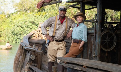 Jungle Cruise review – theme park ride leaves the handbrake on