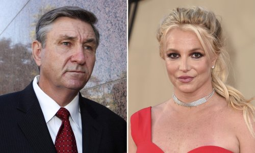 Britney Spears says she agrees with father that conservatorship should end
