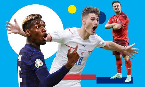 Euro 2020: the standout players from the 16 teams left in the tournament