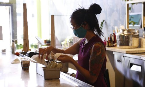 The restaurant putting workers in charge – and inequality on the chopping block
