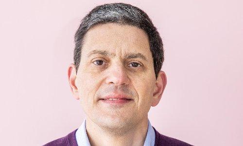 David Miliband: 'Global Britain? That phrase rings hollow'