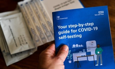 Everyone in England to be offered twice-weekly Covid tests, PM to say
