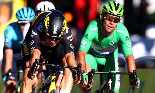 Cavendish denied Tour de France stage record as Tadej Pogacar seals title