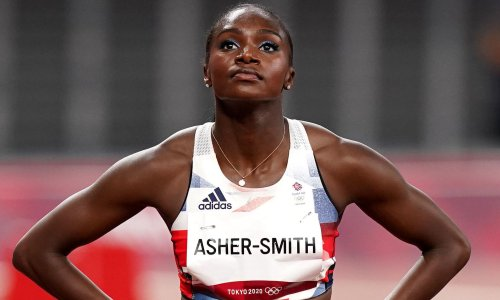 Dina Asher-Smith's extraordinary tale of desperate dash for Olympic fitness