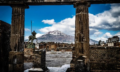 Vesuvius killed people of Pompeii in 15 minutes, study suggests