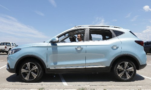Australia's cheapest EV: can it survive a week of on-street parking and one very sandy dog?