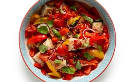 How to make panzanella – recipe