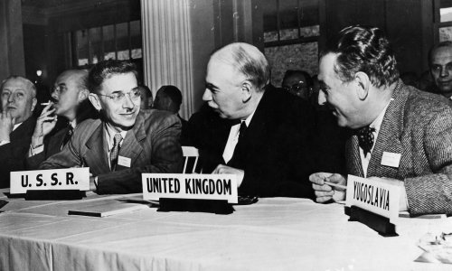 Why the landmark Bretton Woods deal is as relevant today as in 1944