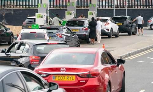 The petrol queues seem like a throwback. But at least in the 70s our leaders weren't so callow