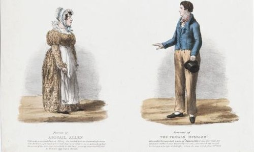 Think being trans is a 'trend'? Consider these 18th century 'female husbands'
