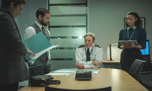 The Guardian view on Line of Duty: more about politics than policing