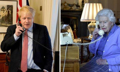 The Queen had a lucky escape from Boris Johnson's 'sod it' attitude to Covid