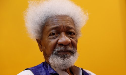 Wole Soyinka: 'This book is my gift to Nigeria'